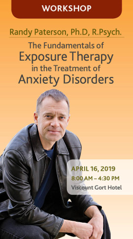 The Fundamentals of Exposure Therapy in the Treatment of Anxiety Disorders