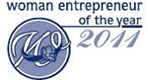 'Woman Entrepreneur of the Year — 2011